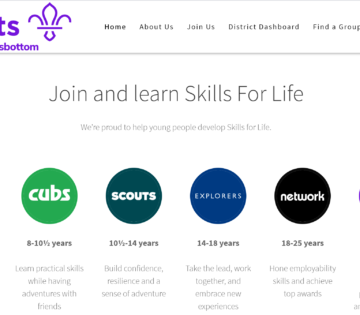 Bury and Ramsbottom Scout District